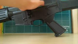 에어건 k2소총 진화?…