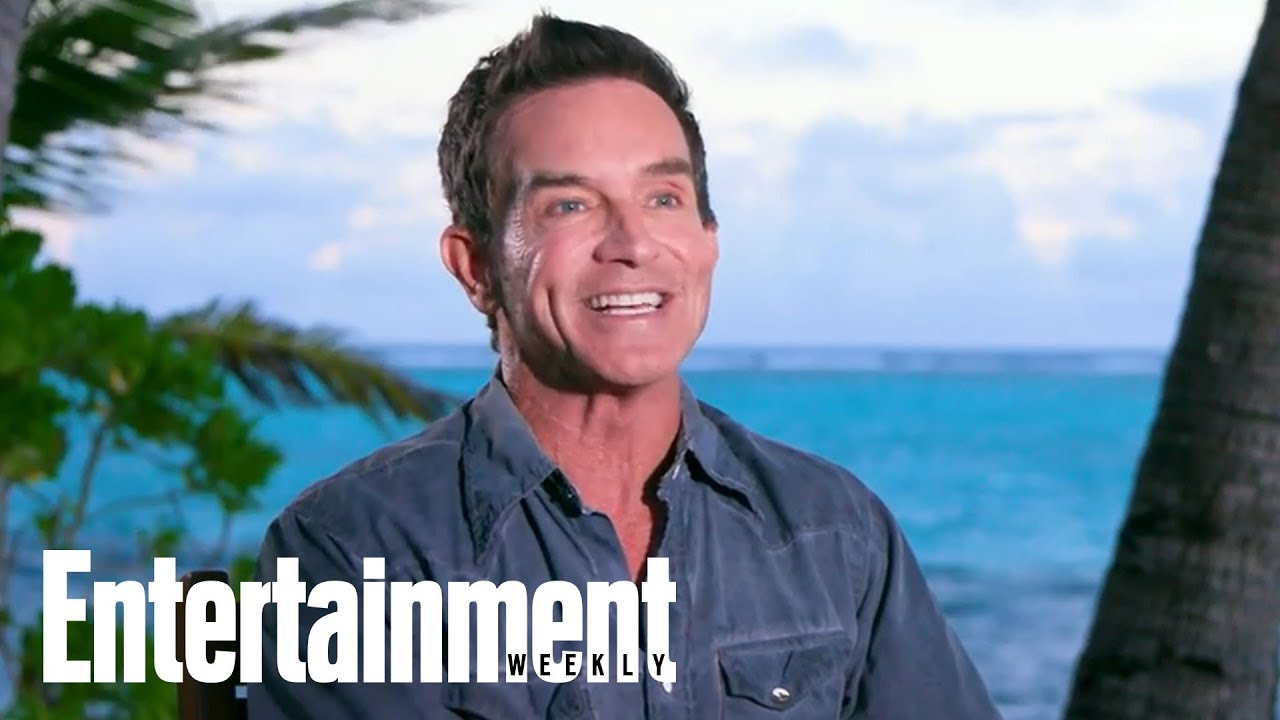 Jeff Probst On The Exciting Twists Behind 'Survivor: Island Of The Idols'