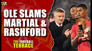 Solskjaer BLASTS Anthony Martial & Marcus Rashford😡 Man United News