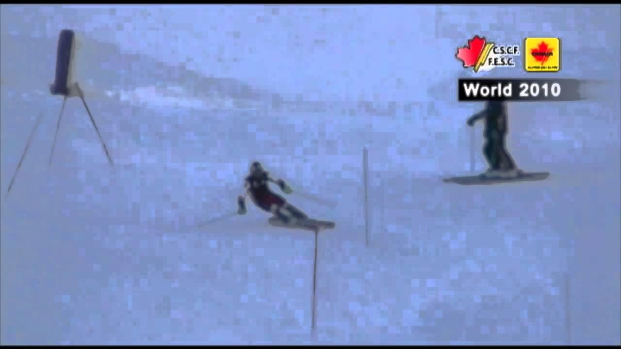 Marcel Hirscher Slalom training