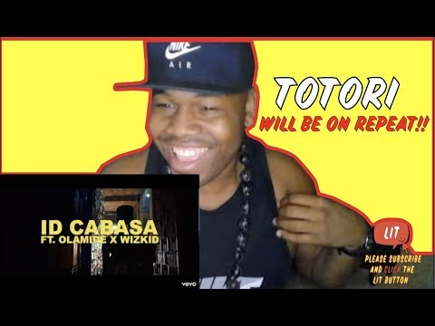 Olamide, Wizkid, Id Cabasa - Totori (Official Video) | (THATFIRE LA) Reaction