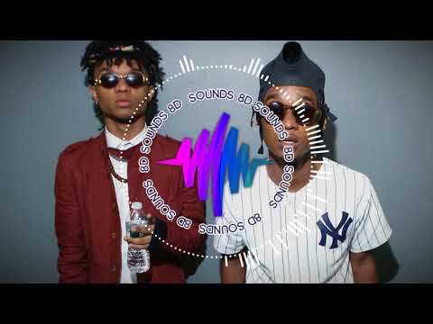 Rae Sremmurd - Swang | 8D SOUNDS