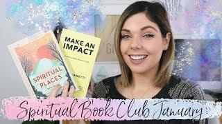 SPIRITUAL BOOK CLUB JANUARY 2019 | Emma Mumford