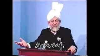 Friday Sermon 18 March 1994