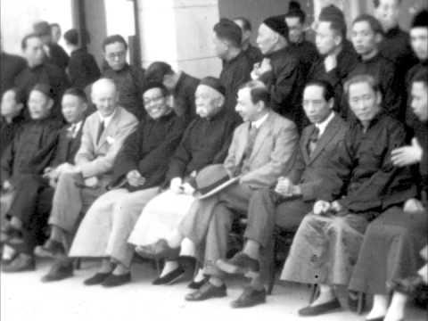 Old Hong Kong - Dignitaries from Hong Kong and China ...