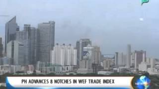 NewsLife: PHL advances 8 notches in World Economic Forum trade index