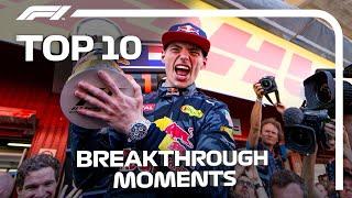 Top 10 Breakthrough Moments