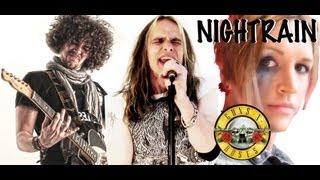 Nightrain - (Guns N