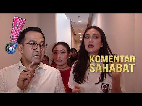Dikabarkan Kembali Kepelukan Ariel Noah, Ini Komentar Sahabat Luna Maya - Cumicam 16 Januari 2019