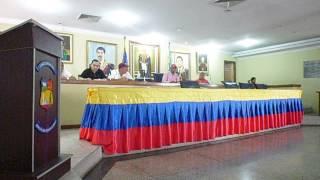 Rueda de Prensa de Concejales del Municipio Anaco XI