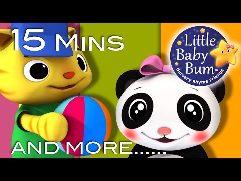 Little Baby Bum | Sharing Song | Nursery Rhymes for Babies | Songs for Kids