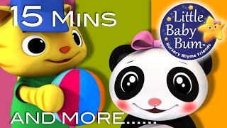 Sharing Song | And More Nursery Rhymes | Original Song by LittleBabyBum