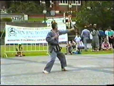 Ya Gee Pattern-Tu- by Graham Healy YJD-Demo 1991 K...