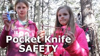 Gambar cover Kids Pocket Knife Safety - Our Journey :: Episode #24