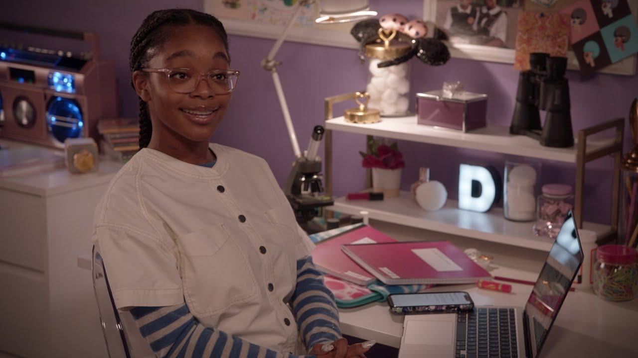 Download Diane Explains Basic Arbitrage to Bow - black-ish
