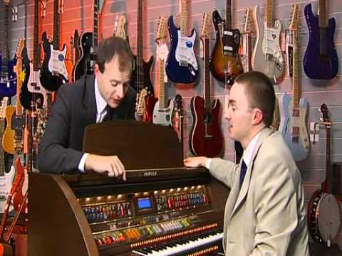 Allens Music Centre & Lowrey Home Organs - Overview