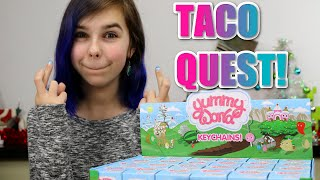 KIDROBOT YUMMY WORLD | QUEST FOR THE TACO! | RADIOJH AUDREY
