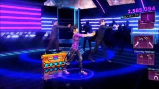Dance Central 3- OMG - (Hard/Gold/100%)