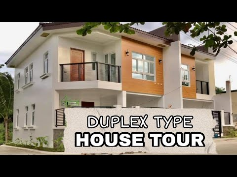 HOUSE TOUR  ELEGANT BRAND NEW DUPLEX HOUSE IN BACOOR CAVITE | BUILD & SELL 4.1M