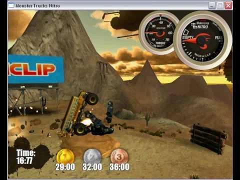 monster truck nitro full version for pc