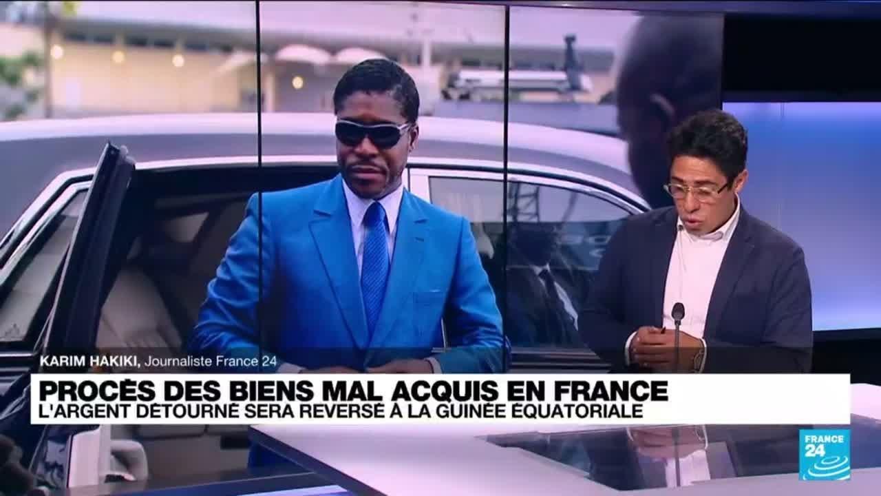 Teodorin Obiang condamné : l'argent détourné sera reversé à la Guinée équatoriale
