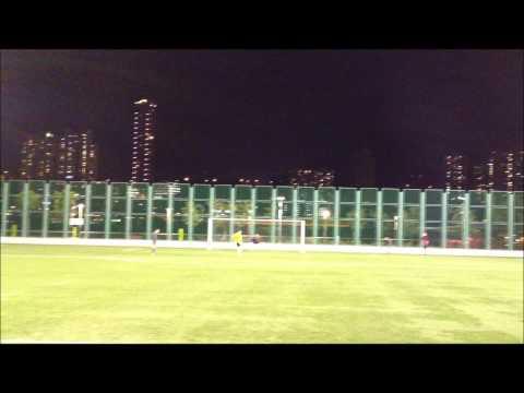 Soho Spartans v 富豪 penalty shootout