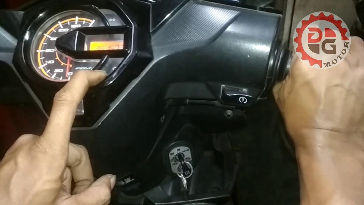 Tips Reset Manual Injeksi Honda Beat Fi