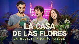 Dario Yazbek de La Casa de Las Flores nos da consejos para salir del clóset
