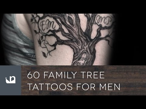 60 Family Tree Tattoos For Men