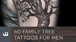 60 Family Tree Tattoos For Men