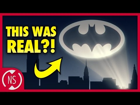 REAL Origin of the BAT-SIGNAL! (Batman Month) || Comic Misconceptions || NerdSync