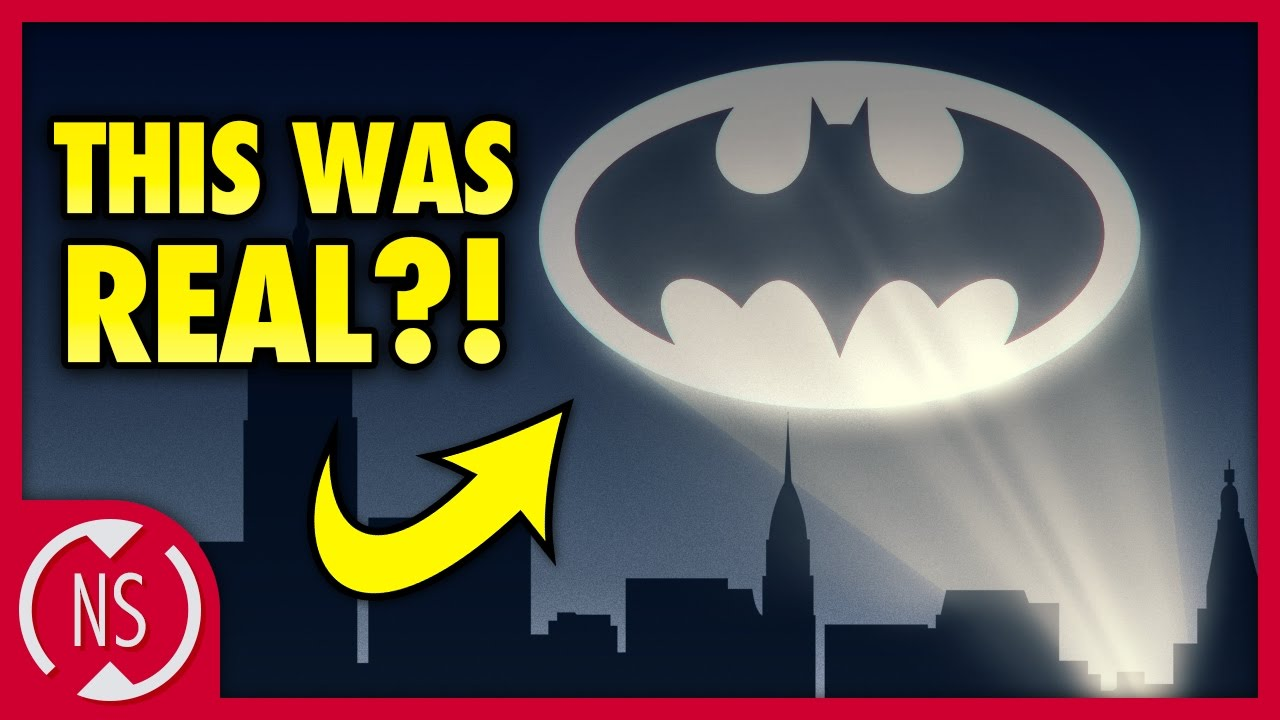 real origin of the batsignal batman month comic
