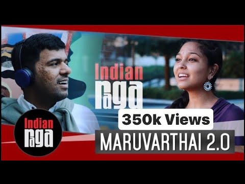 Maruvarthai: IndianRaga Collaboration thumbnail
