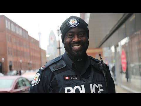Profiles In Policing with @TorontoPolice | 51 Division Neighbourhood Officer P.C. Ed Parks