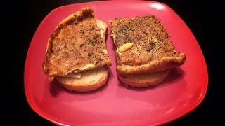 видео Сэндвичи с омлетом