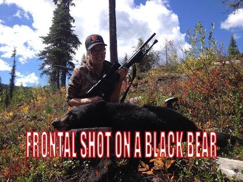 Washington State Fall 2016 Bear Hunt