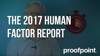The 2017 Human Factor Report