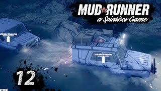 Spintires MudRunner | GESCHAFFT! Alle Challenges durch ► #12 Off-Road Simulator deutsch german