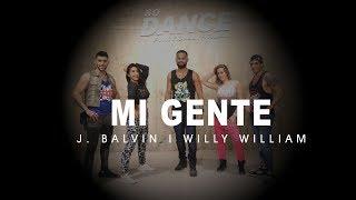 Mi gente - J Balvin | Coreografía Zumba Zin | So Dance
