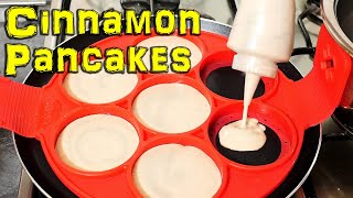 How to make Cinnamon Pancakes