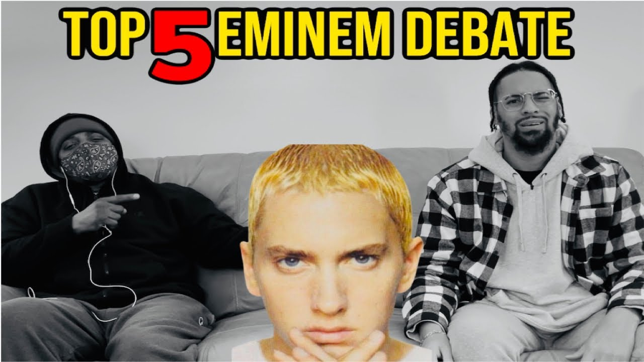My Crazy Eminem Debate - How Is Em Not Top 5?(Comment Your thoughts)