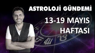 13-19 Mayıs Haftalık Burç ve Astroloji Gündemi (Astrobox)