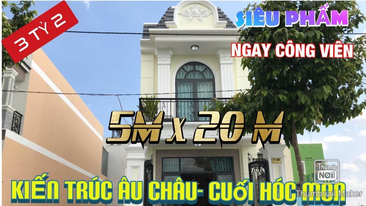 image Nhà đất Hóc Môn ✅ Bán nhà cuối Hóc Môn đường Phan Văn Hớn 5 x 20 Sổ Hồng Riêng