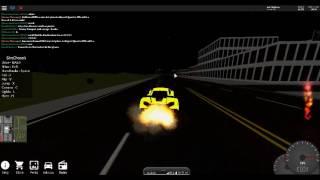Roblox - Vehicle Simulator - Mclaren 650s GT3 - 489 SPS | km/h