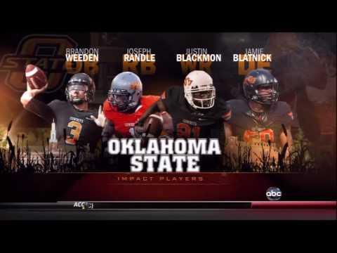 2011 Oklahoma vs Oklahoma State