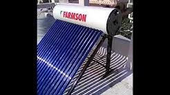BEST QUALITY SOLAR WATER HEATER