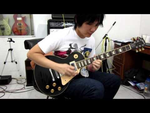 อ โอ๋ลองกีตาร์ Gibson Les Paul Standard 1996 Guitar
