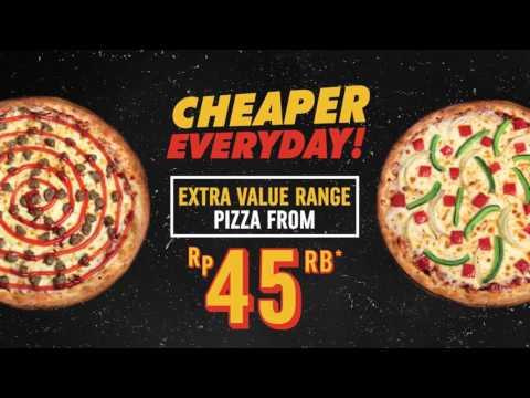 New! Domino's Pizza Secret Menu