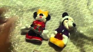 Mickey n Minnie Salt Pepper Shaker $15 calltxt3218379974 New
