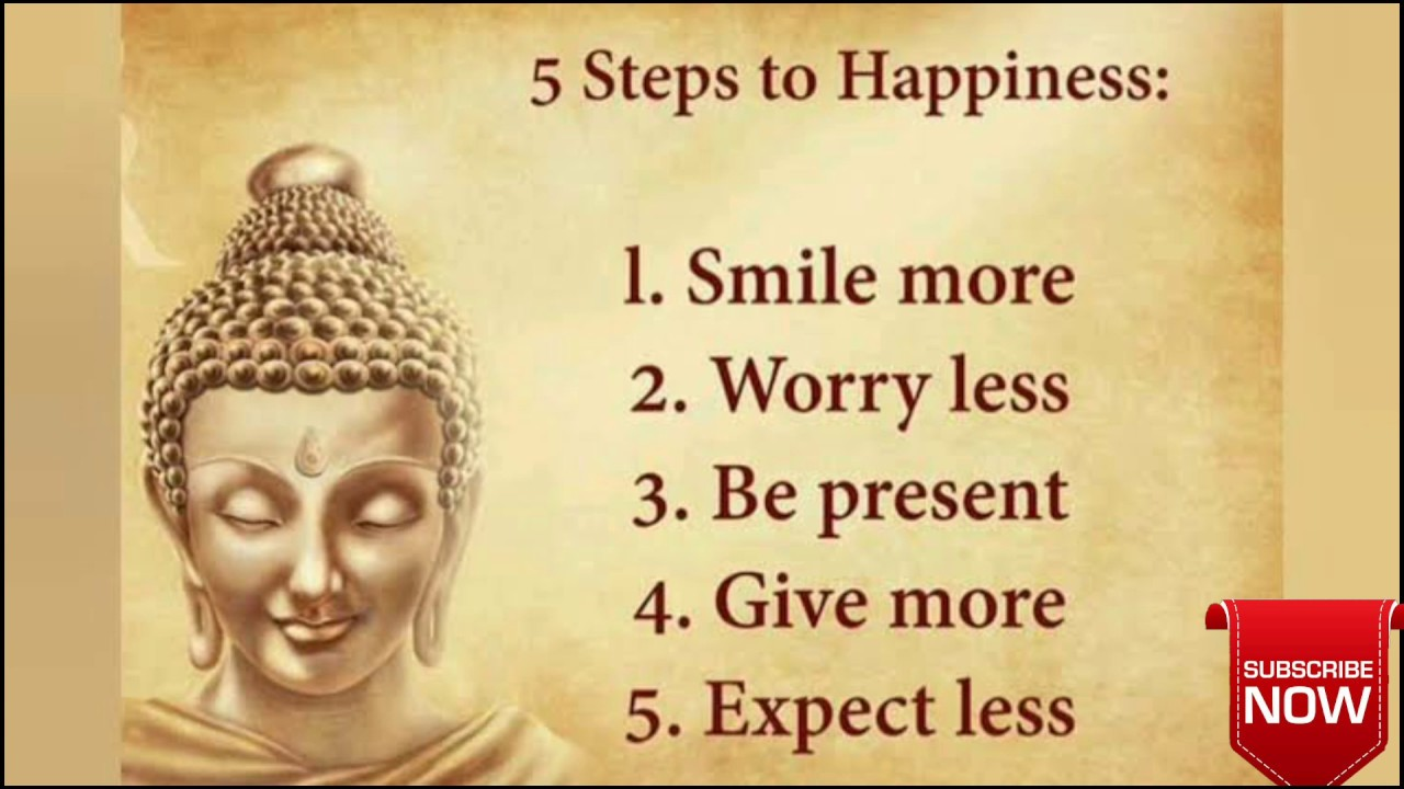Top 50 inspirational Buddha quotes on Happiness | Volume 5 | Buddha quotes  in English | Motivation - YouTube